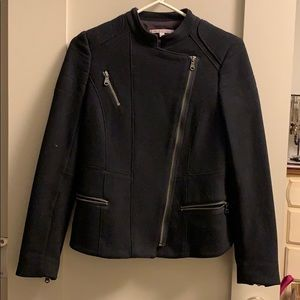 Gap Black Moto Jacket